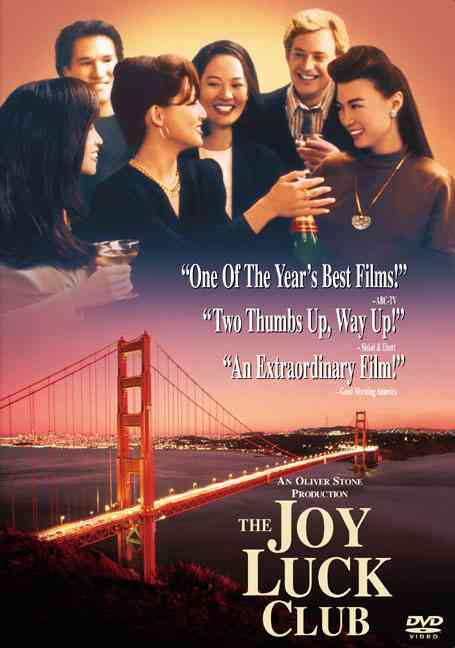 JOY LUCK CLUB BY KIELA,CHINH (DVD)