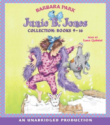 [CD] Junie B. Jones Collection By Park, Barbara/ Quintal, Lana (NRT)